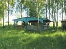 Działka rekreacyjna nad jeziorem, Brzeźno, koło Szczecinka - 1
