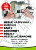 MEBLO-STREFA MEBLE NA WYMIAR : kuchnie, szafy, zabudowy... - 1