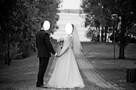 Suknia ślubna biała, rozmiar 36, wzrost 160, jak nowa! - 4