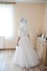 Suknia ślubna biała, rozmiar 36, wzrost 160, jak nowa! - 6