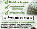 Pożyczka bez baz do 25000 dla zadłużonych