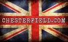 Chesterfield sofa 1 os Brighton NIEBIESKA - 8