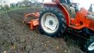 Mini-Traktor->PORZĄDKI OGRODU-Glebogryzarka,Koszenie,Kraków - 4