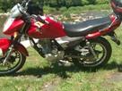 Okazyjny motocykl Romet/Honda