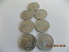 Monety  1zł z 1970-1978 roku