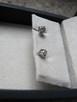 Kolczyki diamentowe 0.75CT - 4