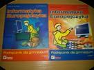 Informatyka Europejczyka - gimnazjum - komplet + CD