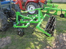 Kultywator do traktora traktorka Yanmar Kubota Iseki