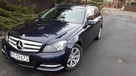 Mercedes C 170 KM BI XENON ILS BlueEFFICIENCY navi kamery