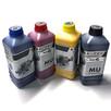 Tusz ECOSOLVENT C M Y K Flush 1 LITR Dr-INK Jakość FV Wysyłk - 1