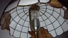 Piękna lampka nocna - witraż - 4