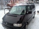 Czarny Bus Vw T4