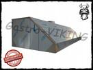 Okap Gastronomiczny SD 240x70x40 + Filtry