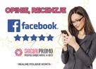 OPINIE FACEBOOK, recenzje, komentarze, gwiazdki FIRMA