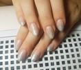 Manicure hybrydowy, przedłużenie paznokcie. Hybryda