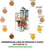 Kompletna Uniwersalna Linia do produkcji KASZY - OPTIMATIK - 8