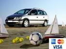 Przewóz osób VAN 7os transport, transfer lotniskowy, taxi