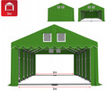 Namiot PRESTIGE 4x8-2,6m magazynowy handlowy wiata garaż - 3