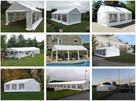 Namiot PRESTIGE 4x6-3m magazynowy handlowy wiata garaż - 6