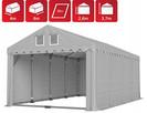 Namiot PRESTIGE 4x8-2,6m magazynowy handlowy wiata garaż - 5