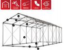 Namiot PRESTIGE 8x10 -3m magazynowy handlowy wiata garaż - 3