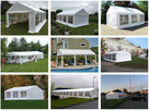 Namiot PRESTIGE 4x8-2,6m magazynowy handlowy wiata garaż - 6
