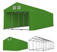 Namiot PRESTIGE 8x12 -3m magazynowy handlowy wiata garaż - 1