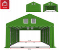 Namiot PRESTIGE 6x12 -2,6m magazynowy handlowy wiata garaż - 3