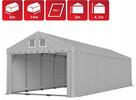 Namiot PRESTIGE 6x14 -3m magazynowy handlowy wiata garaż - 2
