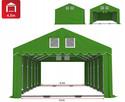 Namiot PRESTIGE 6x12 -3m magazynowy handlowy wiata garaż - 3