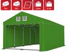 Namiot PRESTIGE 4x8-2,6m magazynowy handlowy wiata garaż - 2