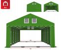 Namiot PRESTIGE 8x12 -3m magazynowy handlowy wiata garaż - 3
