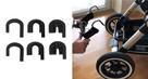 Uniwersalna dostawka Easy X Rider 2w1 v1 z podusią - 6