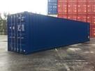Kontener 40HC nowy, 12 metrów, kontenery magazynowe morskie