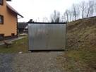 Garaż blaszany wzmocniony - 1