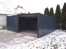 Garaż blaszany wzmocniony - 7
