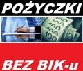 POŻYCZKA RATALNA bez Bik, na raty miesięczne! TORUŃ /okolice