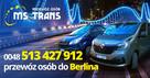 Ms Trans przewozy do Berlina, busy do Berlina