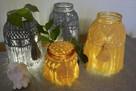 Makrama, lampion, ręcznie robiona, boho styl - 4