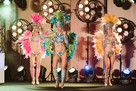 Tancerki samby Warszawa, pokazy samby 100% Samba Show
