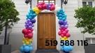 Hel do balonów warszawa balony z helem wawa brama z balonów - 2