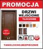 Drzwi gładkie, tłoczone,metalowe, pokojowe-Starachowice - 1
