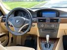 Luksusowe BMW serii 3 biała perła, skóry ecru, automat Piękna - 8