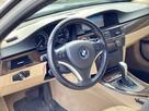 Luksusowe BMW serii 3 biała perła, skóry ecru, automat Piękna - 9