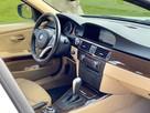 Luksusowe BMW serii 3 biała perła, skóry ecru, automat Piękna - 2