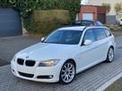 Luksusowe BMW serii 3 biała perła, skóry ecru, automat Piękna - 6
