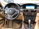 Luksusowe BMW serii 3 biała perła, skóry ecru, automat Piękna - 14