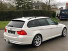Luksusowe BMW serii 3 biała perła, skóry ecru, automat Piękna - 13
