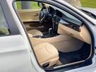 Luksusowe BMW serii 3 biała perła, skóry ecru, automat Piękna - 3