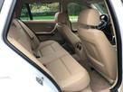 Luksusowe BMW serii 3 biała perła, skóry ecru, automat Piękna - 12